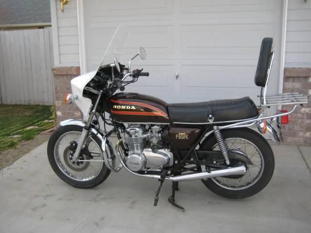 My CB550